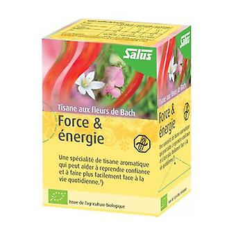 Strength & Energy 15 infusion bags