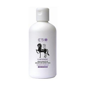 Lavender organic mare's bath and shower 250 ml