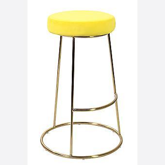 Ofter Bar Stool Yellow (PK 2)