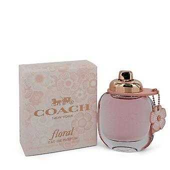 Coach Floral Eau De Parfum Spray By Coach 1.7 oz Eau De Parfum Spray