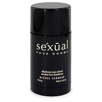 Sexual Deodorant Stick By Michel Germain 2.8 oz Deodorant Stick
