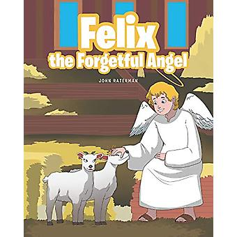 Felix the Forgetful Angel by John Raterman - 9781645592747 Book