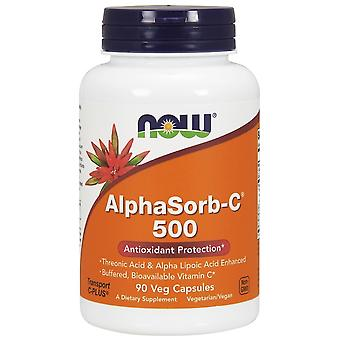 Now Foods AlphaSorb-C 500 mg Capsules