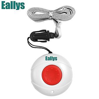 Wireless Waterproof Bracelet Style Wireless Emergency Panic Button For Gsm Or