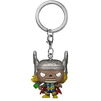 Marvel Zombies- Thor USA import