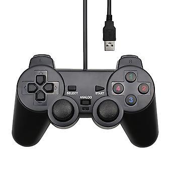 USB有線PCのゲームコントローラ