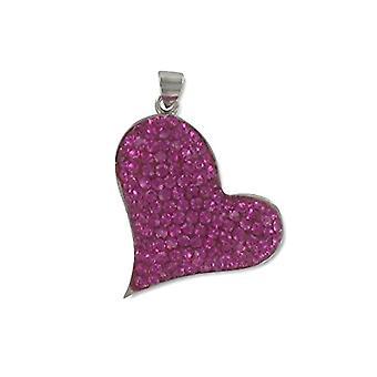 Pasionista 608068 - Women's pendant, sterling silver 925