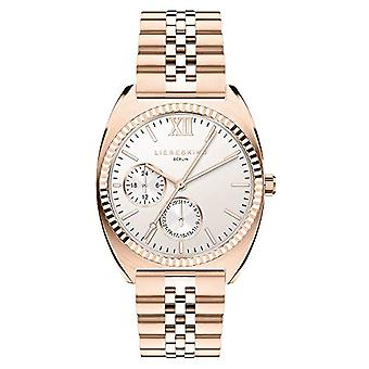 Liebeskind Berlin Analogueic Watch Quartz Woman with Stainless Steel Strap LT-0261-MM