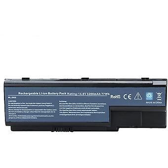FengChun 14.8V 5200mAh 8-Cell Ersatz Akku Batterie für Acer Aspire 5920 5315 5520 6930 7520 7720,