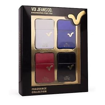 Voi Jeans Fragrance Collection