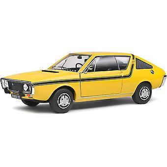 Renault R17 Mk.1 (1973) Trykstøbt Model Bil