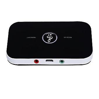 2'i 1 arada AUX RCA Bluetooth Kablosuz Ses Vericisi Alıcısı HiFi Müzik Adaptörü