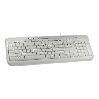 Clavier filaire Microsoft 600 blanc ANB-00026