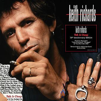 Keith Richards - Talk Is Cheap Vinyl