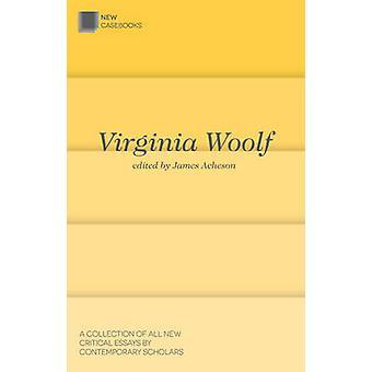 Virginia Woolf av James Acheson - Bok 9781137430823