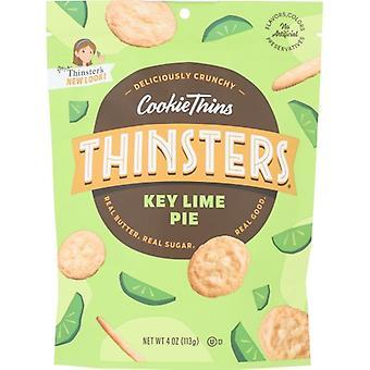 Thinsters Cookie Thin Key Lime Pie, puzdro 12 X 4 Oz