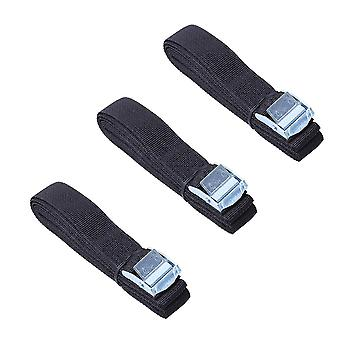 6pack 2.5m Auto Car Cargo Load Lashing Straps For Travel Luggage