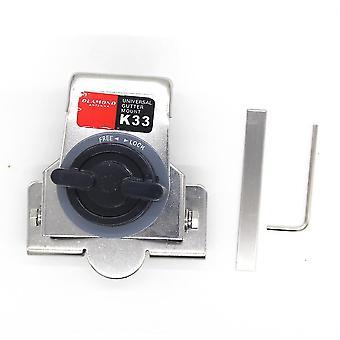 K33 Car Hatchback Mount Clip Antennas Bracket for Ham Amateur Radios Transceiver