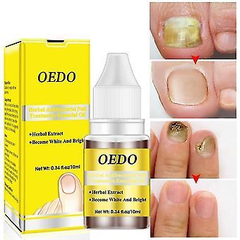 Herbal Antibacterial Nail Treatment Essential Oil