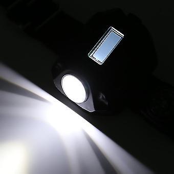 Rechargeable Led Lampe de poche Montre-bracelet Lampe Torche Lampe Tactique Imperméable à l'eau