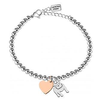 La petite story bracelet lps05aqi06