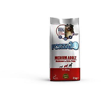 Forza10 Medium vedligeholdelse hjorte og kartofler (hunde, hund mad, tør mad)