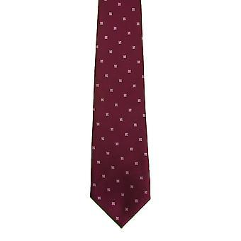 Premier Mens vevd ruter fungerer slips (pakke med 2)