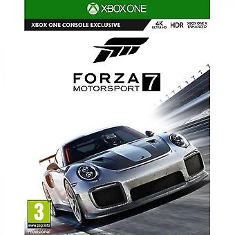 Forza Motorsport 7 - Xbox One-spel
