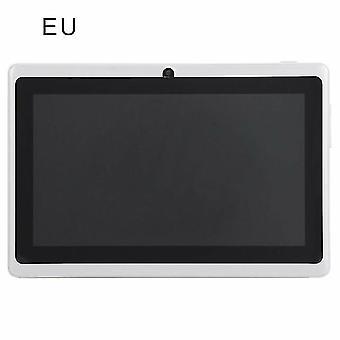7 pouces wifi tablette ordinateur quad core 512 + 4gb wifi fréquence personnalisée capteur de gravité intelligent