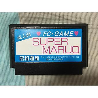 8bit Game Card Super Maruo