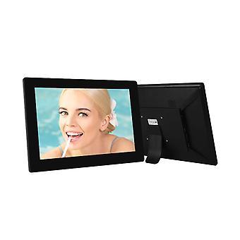 Digital Picture Frame  Jscsm Hp-0144  14.1 Inch With Motion Sensor For Shelf Advertising(hd- Black)