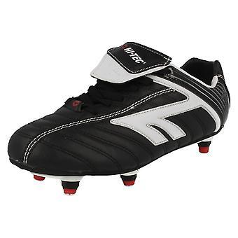 Boys Hi Tec Football Boots League SI JR