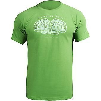 Hayabusa Weapons of Choice T-Shirt - Green