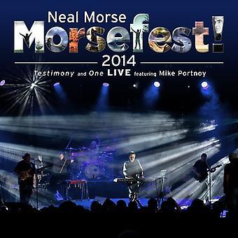 Neal Morse - Morsefest 2014 [Blu-ray] USA import