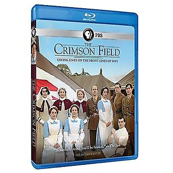 Crimson Field (U.K. Edition) [BLU-RAY] USA import