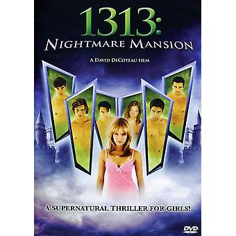 1313: Nightmare Mansion [DVD] USA import