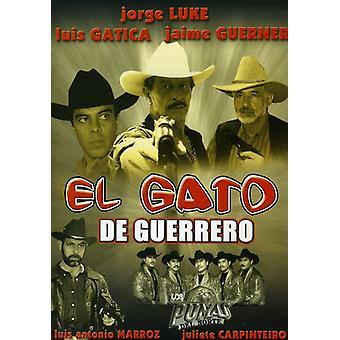 Gato De Guerrero [DVD] USA importeren