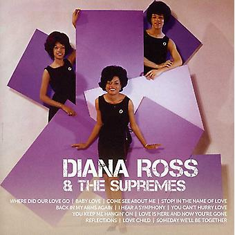 Diana Ross & Supremes - Symbol [CD] USA import