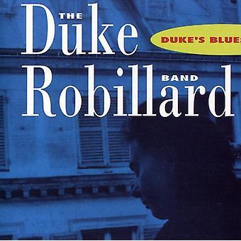 Duke Robillard - Duke's Blues [CD] USA import