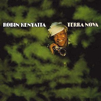 Robin Kenyatta - Terra Nova [CD] USA import