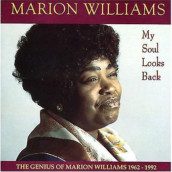 Marion Williams - My Soul ressemble dos-Genius d'importation USA M [CD]