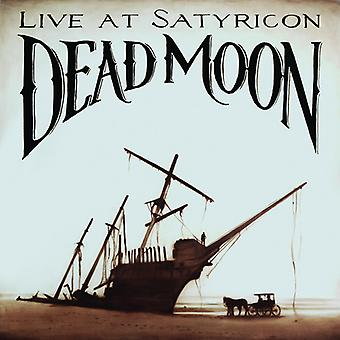 Dead Moon - Tales From the Grease Trap 1: Live at Satyricon [CD] USA import