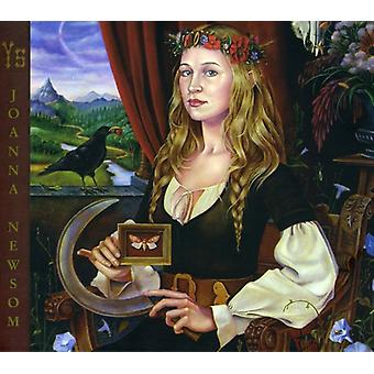 Joanna Newsom - Ys [CD] USA import