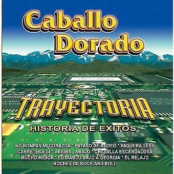 Caballo Dorado - Trayectoria [CD] USA import