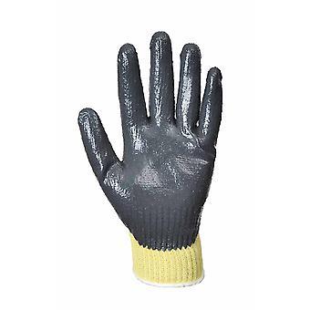 Portwest - Cut 3 Resist Nitrile Grip Glove One Pair Pack