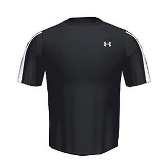 UNDER ARMOUR löysä Viiru t-paita [musta]