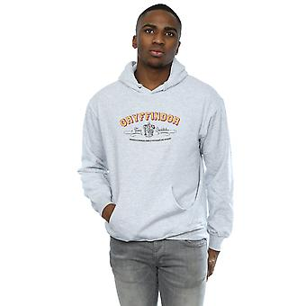 Harry Potter Men's Gryffindor Team Quidditch Hoodie