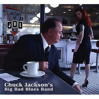 Jackson, Chuck Big Bad Blues Band - Cup of Joe-a Tribute to Big Joe Turn [CD] USA import