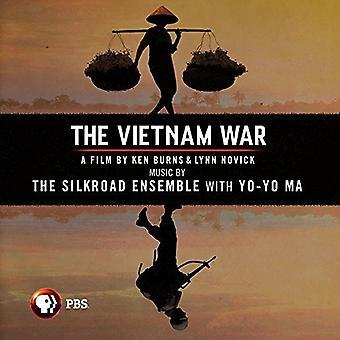 Silkroad Ensemble & Yo-Yo Ma - Vietnam War: Film by Ken Burns & Lynn Novick - Ost [CD] USA import