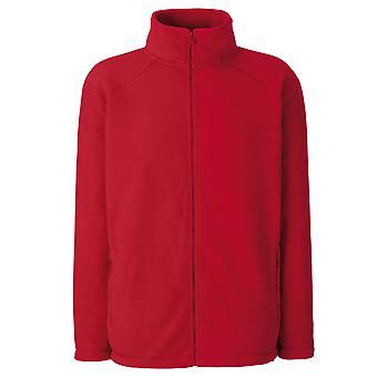 Fruit Of The Loom Womens/Ladies Lady-Fit Full Zip Fleece Jacket